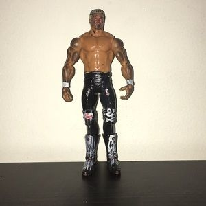 WWE HAND PAINTED KENNY OMEGA ACTION FIGURE ♎️